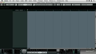 9. The Cubase Mixer is now the MixConsole