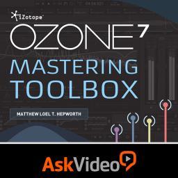 Ozone 7 101Mastering Toolbox Product Image