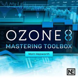 Ozone 8 101Mastering Toolbox Product Image