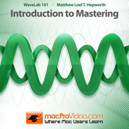 WaveLab 101 Introduction To Mastering Product Image