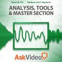 WaveLab 103 - Analysis, Tools & Master Section