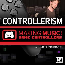 Controllerism 101 Making Music With Game Controllers Product Image