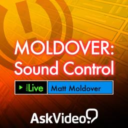 Live 9 301 MOLDOVER: Sound Control Product Image