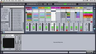 21. MixSet Up