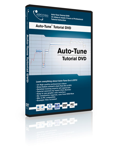 Auto Tune 501 - Working with Auto-Tune