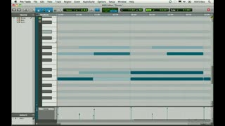 31. MIDI Editing Window 2