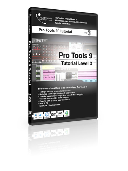 Pro Tools 9 503 - Working with Pro Tools 9 - Level 3