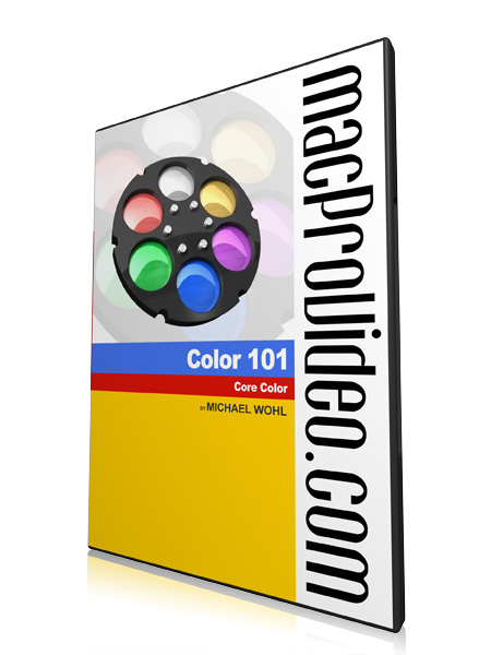 Color 101: Core Color 1