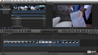 Final Cut Pro X 103: Core Training: Advanced Editing Masterclass - Preview Video