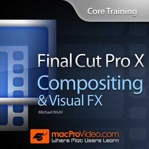 Core Training: Compositing and Visual FX Tutorial & Online Course