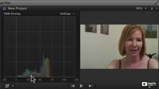 11. Video Scopes - Histogram