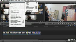 Final Cut Pro X 100: Get Started Now! - Preview Video