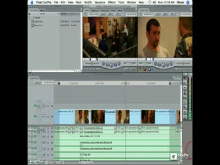 02. The Final Cut Pro Interface