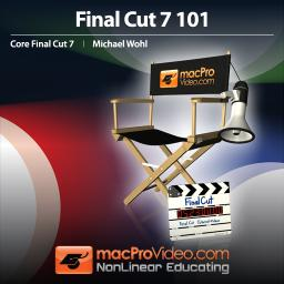 Final Cut 7 101 Core Final Cut 7 Product Image