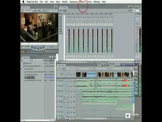 118. The Audio Mixer Window