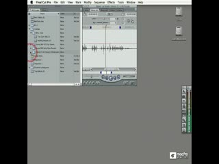 18. Editing an Audio-Only Clip