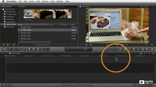 13. Import iMovie Events