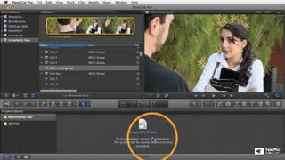 Final Cut Pro X 103: Editing In The Magnetic Timeline - Preview Video
