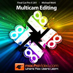 Final Cut Pro X 201 Multicam Editing Product Image