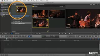 12. Basic Multicam Editing