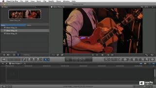Final Cut Pro X 201: Multicam Editing - Preview Video