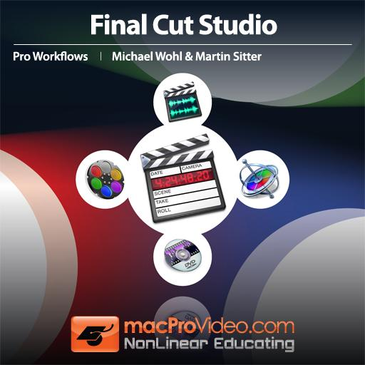 Final Cut Studio: Pro Workflows