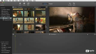iMovie 100: Introducing iMovie - Preview Video