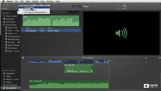17. Adding Additional Audio