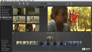 iMovie 103: Trimming, Titles, Transitions & Trailers - Preview Video