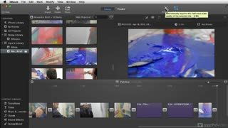 iMovie 104: Creative Effects and Color Correction - Preview Video