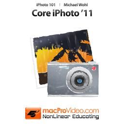 iPhoto 101 Core iPhoto '11 Product Image