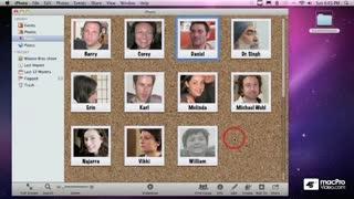 20. Deleting An Individual Face tag