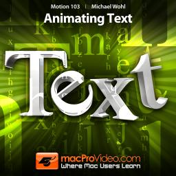 Motion 5 103Animating Text Product Image