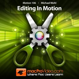 Motion 5 106 Editing In Motion Product Image