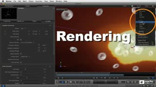 Motion 5 109: Rendering and Output - Preview Video