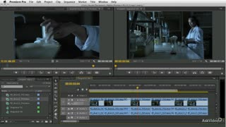 10. Removing Footage from a Sequence