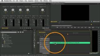 30. Adding Audio Transitions