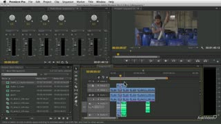 33. Exporting to Adobe Audition