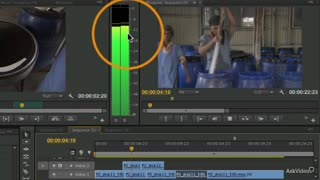 Premiere Pro CS6 104: Audio Editing - Preview Video