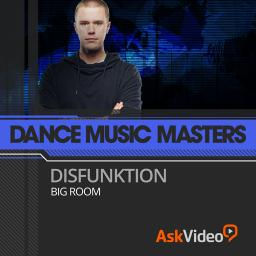 Dance Music Masters 115Disfunktion | Big Room Product Image