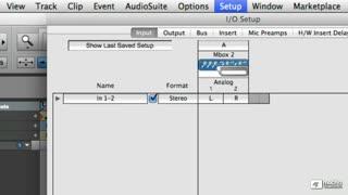 3. Using I/O setup for Custom Labeling