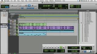 21. Importing MIDI files