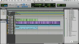 23. Auditioning MIDI Tracks and Clips