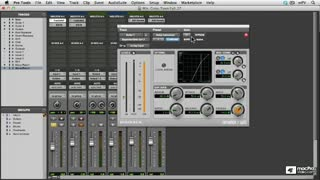 34. AudioSuite Processing in Edit Window