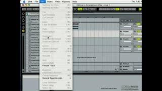 22. Editing Arr. View
