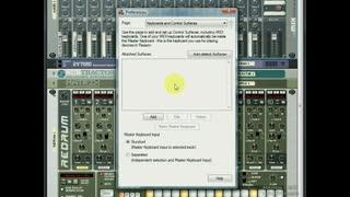 35. Remote & Adv. MIDI