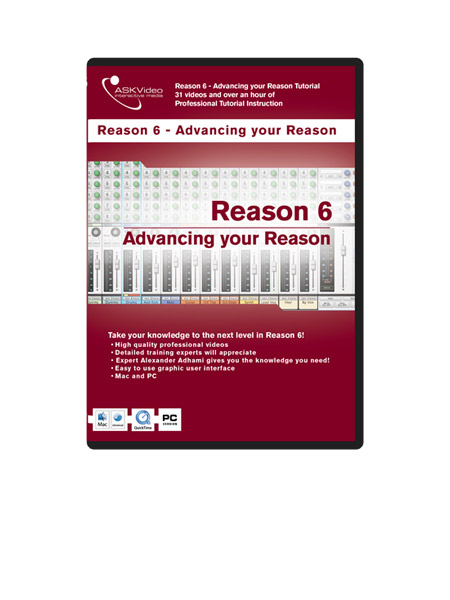 Reason 6 505 - Advancing your Reason