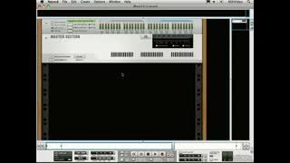 22. Mixer 14:2 and Line Mixer