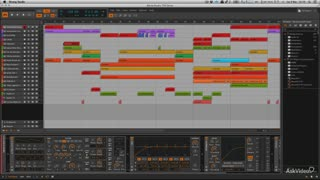 2. Accessing the Bitwig Effects