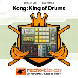 Reason 6 206 KONG: King of Drums Product Image